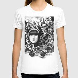 gritty T-shirt