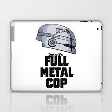 Full Metal Cop Laptop & iPad Skin