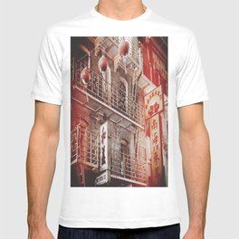 Chinatown, SF T-shirt