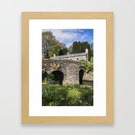 English Village II Framed Art Print