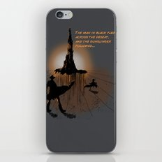 Roland's Quest iPhone & iPod Skin