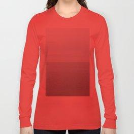 Nantucket Sound #01 Long Sleeve T-shirt