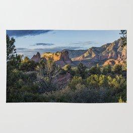 Adobe Jack Trail View, No. 2 Rug