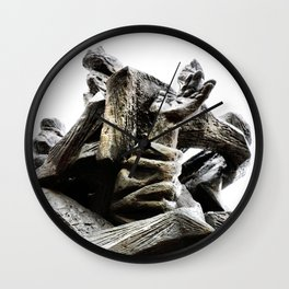 Reaching for Sanity Wall Clock
