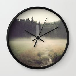 Our Woods Wall Clock