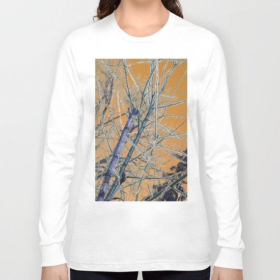 Golden Trees Long Sleeve T-shirt