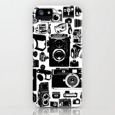 Cameras iPhone (5, 5s) Slim Case