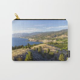 Naramata Bench Penticton Landscape Carry-All Pouch