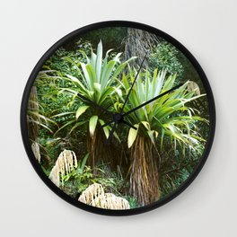 'Dragon Tree' Forest Wall Clock