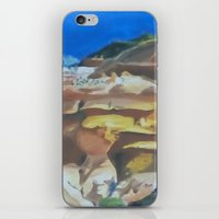 dune iPhone & iPod Skins featuring Dune by Ana Rafael