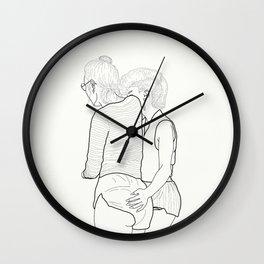 Feme Wall Clock