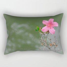 Asiatic Azaleas III Rectangular Pillow