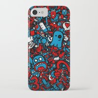 sketch iPhone & iPod Cases featuring Sketch by Mikhail St-Denis