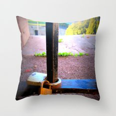 For Ever After and Into Always. Throw Pillow