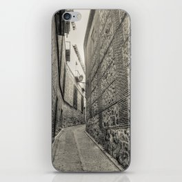 Alley #2 iPhone Skin