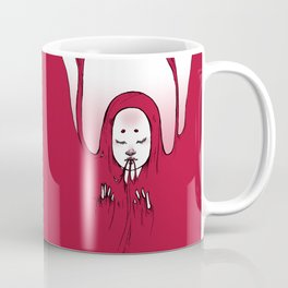 Drowned in Pink Coffee Mug