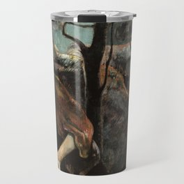 Christ and the Garden of Olives Travel Mug