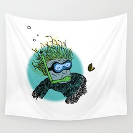 Hugo Lasavanne Wall Tapestry