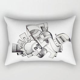 #20 – astratto Rectangular Pillow