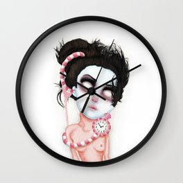 Endlessly Waiting  Wall Clock