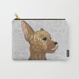 Miniature Pincher Carry-All Pouch