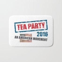 An American Movement Bath Mat