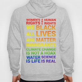 Women's Rights are Human Rights Hoody