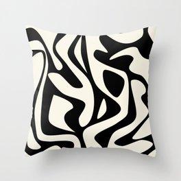 I Lava You Too Throw Pillow
