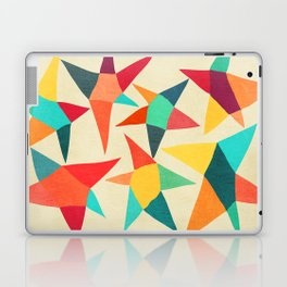Dancing Stars Laptop & iPad Skin