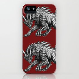 Dragon-2010 iPhone Case