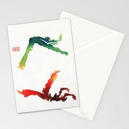 Capoeira 260 Stationery Cards