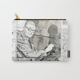 T.S. Eliot Carry-All Pouch