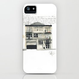 78 Wakefield iPhone Case
