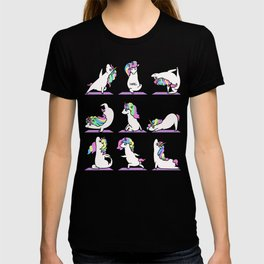 Unicorn Yoga T-shirt
