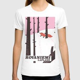 Rovaniemi Lapland T-shirt