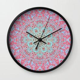 Mehndi Ethnic Style G402 Wall Clock