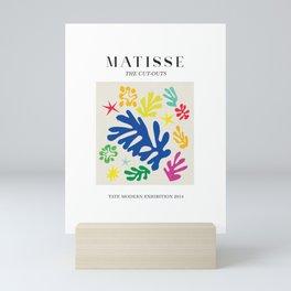 Matisse Exhibition Mini Art Print