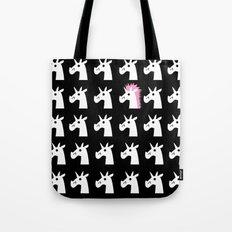 Hairdo Unicorn Tote Bag