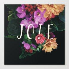 Joie Canvas Print
