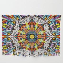 Kaleidoscope Wall Hanging