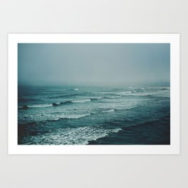 Across the Atlantic Art Print