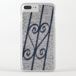 YOU CAPTURED MY HEART Clear iPhone Case