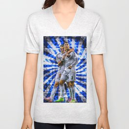 GB!! & CR7 Unisex V-Neck