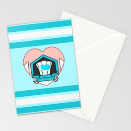 Tailgate in your Heart Stationery Cards