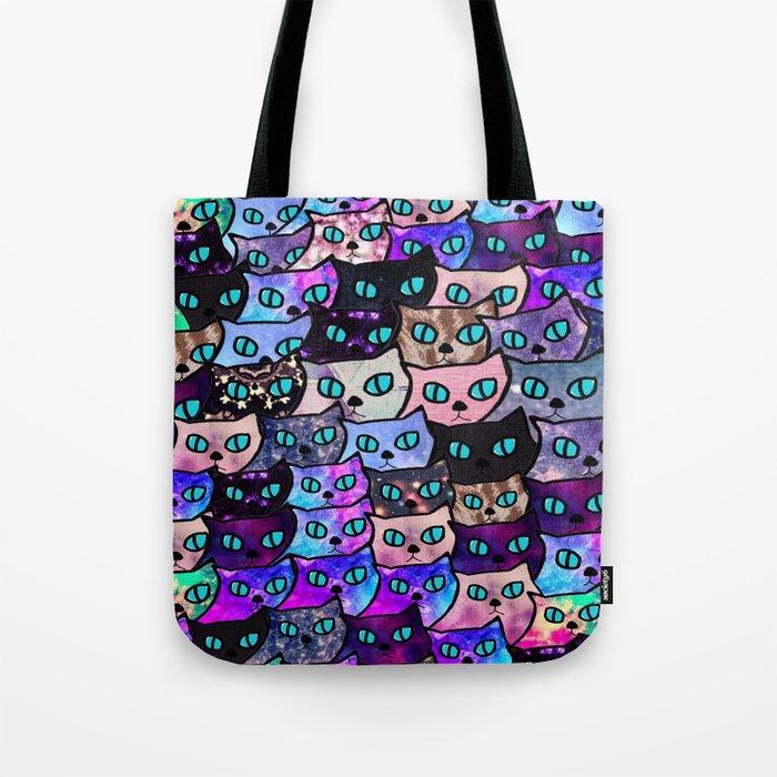 cat-64 Tote Bag
