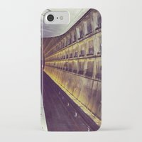 subway iPhone & iPod Cases featuring Subway by wendygray