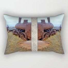 Galloper Rectangular Pillow