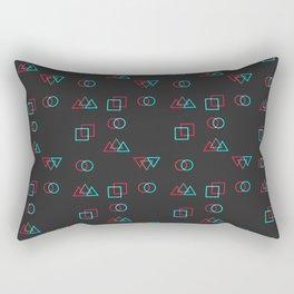Retro Error Rectangular Pillow