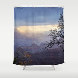 Breaking the Silence Shower Curtain