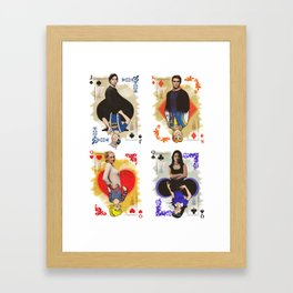 Archie - Riverdale Framed Art Print